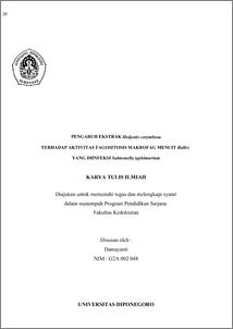 Salmonella thesis pdf