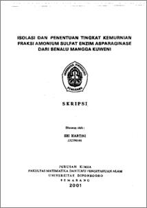 Thesis asparaginase