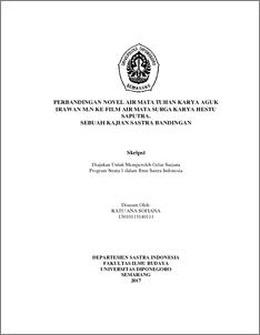 Mata pdf air novel surga